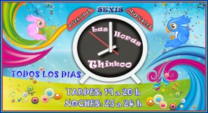HORAS THINKOO3